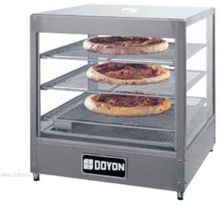 Doyon Baking Equipment DRP3 Food Warmer/Display Case