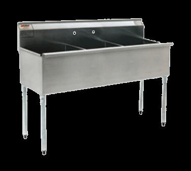 Eagle Group 1848-3-16/3 Utility Sink