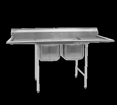 Eagle Group 314-16-2-18R 314 Series Sink