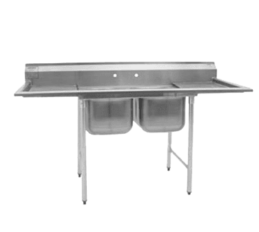 Eagle Group 314-24-2-18L 314 Series Sink