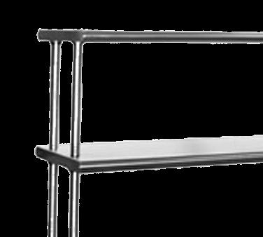 Eagle Group 411060-X Flex-Master Overshelf System