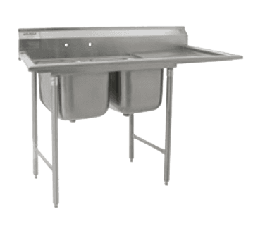 Eagle Group 414-18-2-18R 414 Series Sink