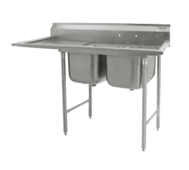 Eagle Group 414-22-2-24L 414 Series Sink