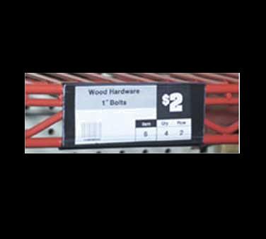 Eagle Group A206216 Plastic Label Holder