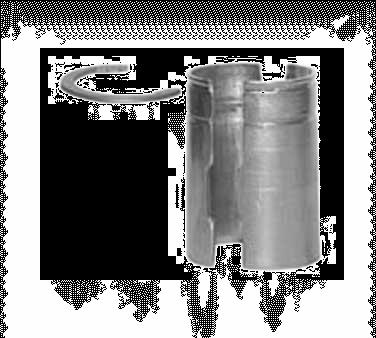 Eagle Group A208909 Aluminum Split Sleeves