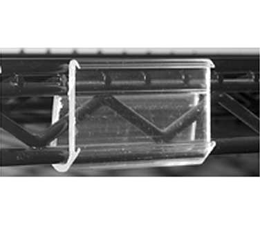 Eagle Group A225517 Plastic Label Holder For Reverse Mat Shelves