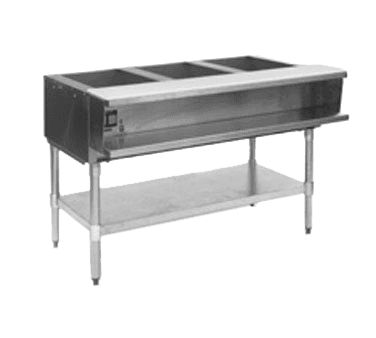 Eagle Group AWT3-LP Water Bath Hot Food Table