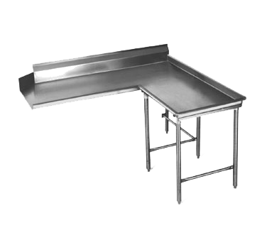 Eagle Group CDTCIR-48-16/4 Clean Dishtable