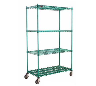 Eagle Group DS4-P74-2448E Starter Unit with Dunnage Shelf