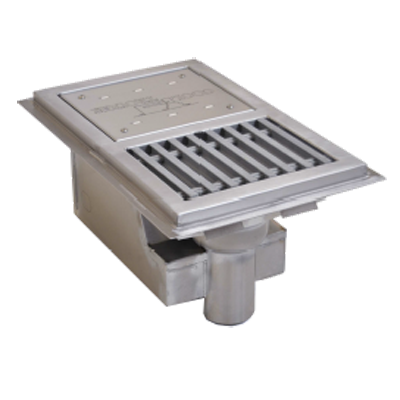 Eagle Group Group ASWTFT-1524-FGG Anti-Splash Cool Trough Water Tempering Systems