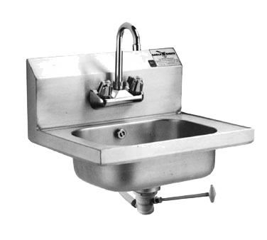 Eagle Group Group HSA-10-FO Hand Sink
