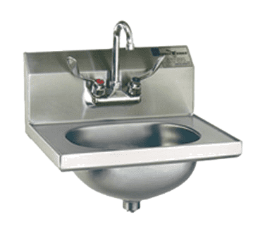 Eagle Group Group HSA-10-FW-2X Hand Sink