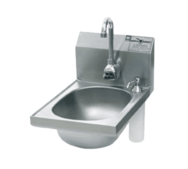 Eagle Group Group HSAN-10-FE-B-DS-1X Hand Sink