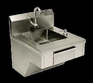 Eagle Sinks : Eagle HSAP-14-ADAFEB-X Hand Sink HSAP-14-ADAFEB-X Eagle at www ...