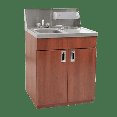 Eagle Group PHS-S-H-LB Portable Hand Sink