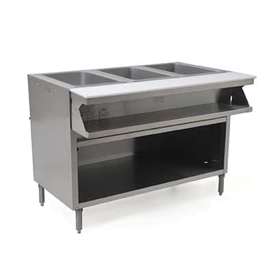 Eagle Group Group SHT4CB-240 Spec-Master® Sealed Well Hot Food Table