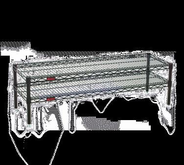 Eagle Group HDFCM1448R Front Case Merchandise Shelving Unit