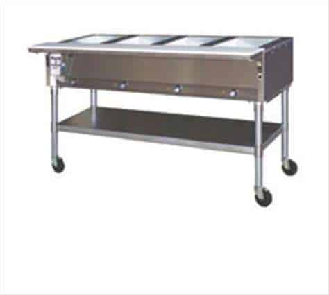 Eagle Group PDHT4-240 Portable Hot Food Table