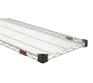 Eagle Group QA1454Z Quad-Adjust Wire Shelf