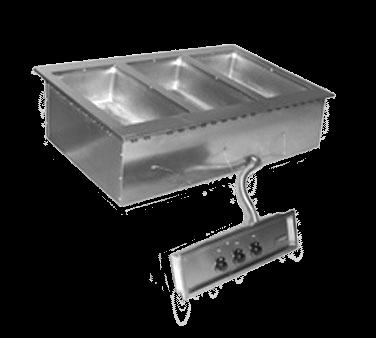 Eagle Group SGDI-3-120T-D Hot Food Well Unit