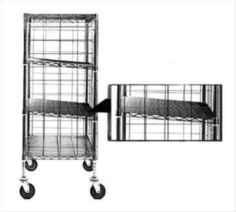 Eagle Group SL2436C Slanted Wire Shelf