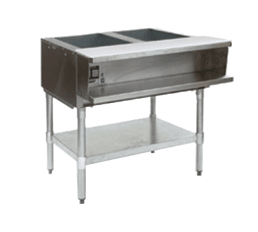 Eagle Group SWT2-208 Water Bath Hot Food Table