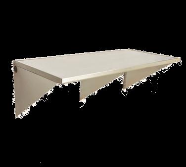 "Eagle Group WT3048SE 30"" x 48""Wall mounted table"