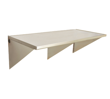 "Eagle Group WT3072SE 30"" x 72""Wall mounted table"