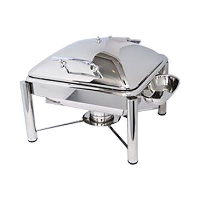 Eastern Tabletop 3934PLB Crown Collection Induction Chafer