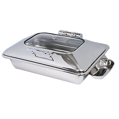 Eastern Tabletop 3935GB Crown Collection Induction Chafer