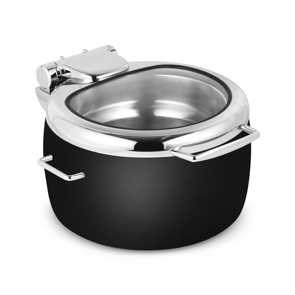 Eastern Tabletop 39811GMB Jazz Rock Collection Induction Soup Chafer