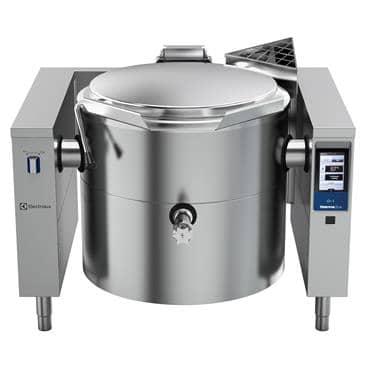 Electrolux Professional 587040 (PBOT10GCWF) Touchline Tilting Kettle
