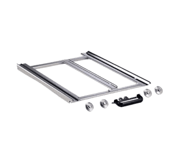 Electrolux Professional 922047 (AOSAC23) Slide-in rack support with handle for