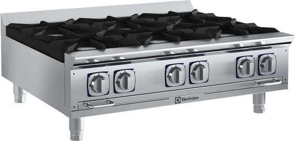 Electrolux Professional 169103 (ACG36) EMPower Restaurant Range Boiling Top
