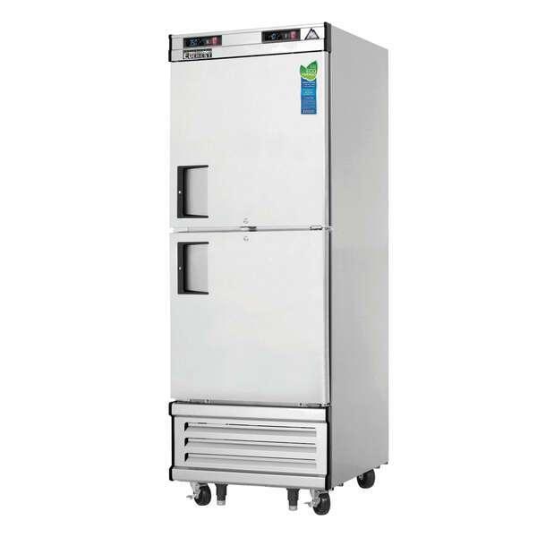 Everest Refrigeration Everest Refrigeration EBWRFH2 Reach-In Refrigerator/Freezer Combo
