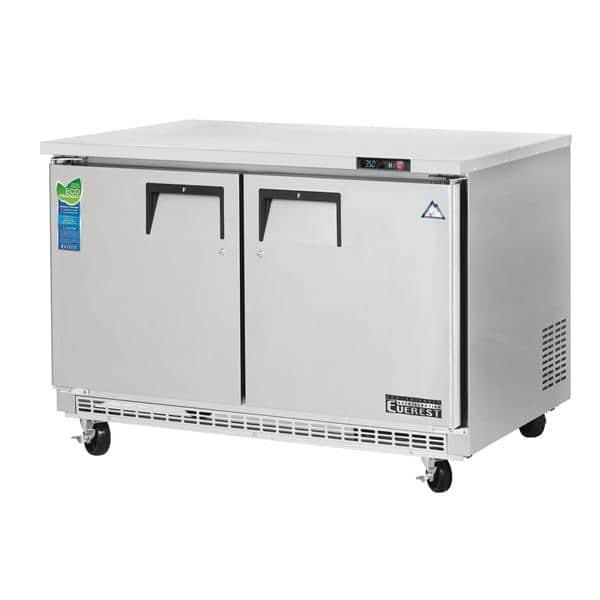 Everest Refrigeration Refrigeration ETBR2 Undercounter/Worktop Refrigerator