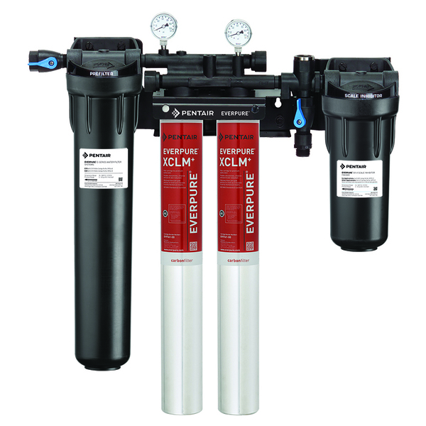 Everpure EV976132 High Flow CSR Twin-XCLM Fountain Filtration