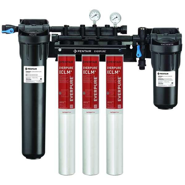 Everpure EV976133 High Flow CSR Triple-XCLM Fountain Filtration