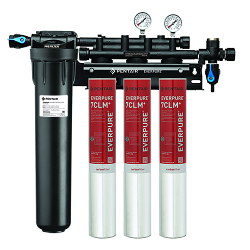Everpure EV977123 Coldrink 3-7CLM+ Fountain Filtration System