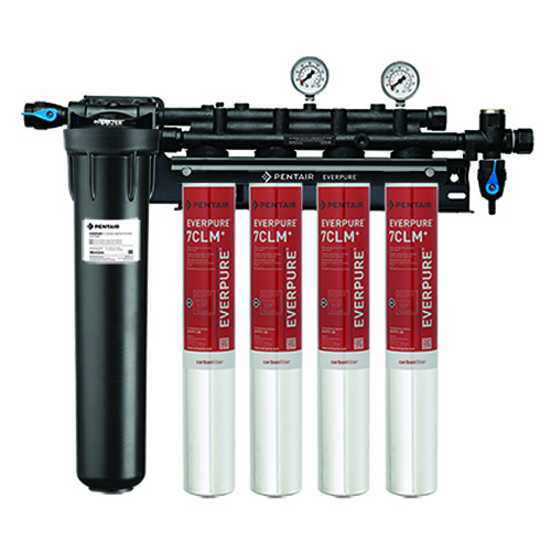 Everpure Everpure EV977124 Coldrink 4-7CLM+ Fountain Filtration System