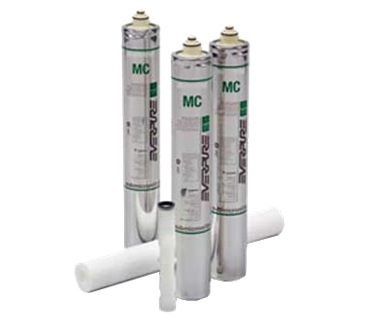 Everpure EV997042 Triple MC2 Replacement Cartridge Kit (includes 3 MC2 Cartridges - 9