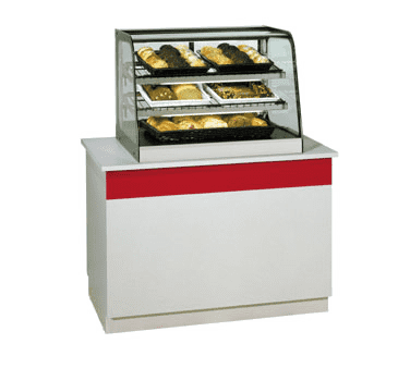 Federal Industries CD3628 Counter Top Non-Refrigerated Merchandiser