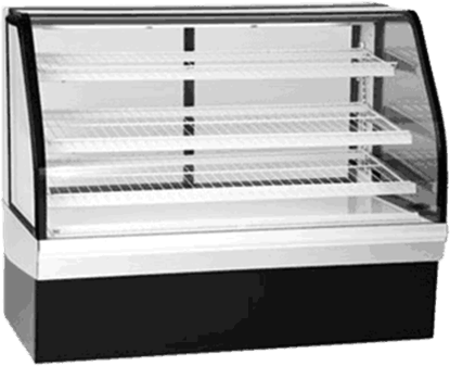 Federal Industries ECGD-50 Elements Non-Refrigerated Bakery Case
