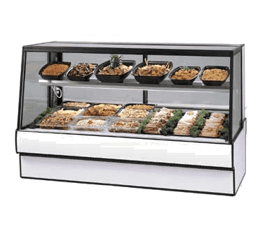 Federal Industries SGR3648CD High Volume Refrigerated Deli Case