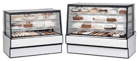 Federal Industries SGR5048 High Volume Refrigerated Bakery Case