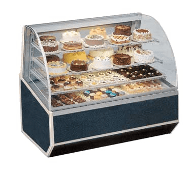 Federal Industries SNR59SC Series '90 Refrigerated Bakery Case
