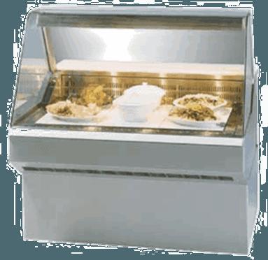 Federal Industries SQ-4HD Market Series Hot Deli Case