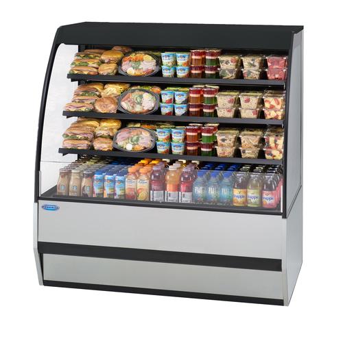 Federal Industries SSRPF-5952 Specialty Display Prepared Foods Merchandiser