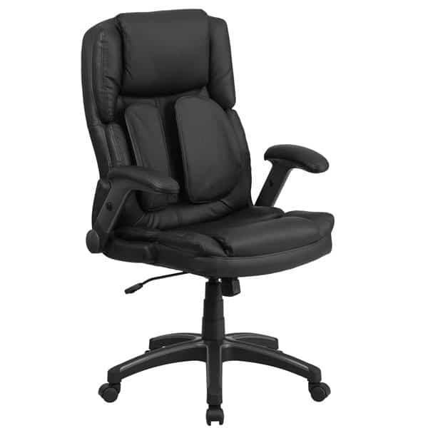 Flash Furniture BT-90275H-GG Extreme Comfort Executive Swivel Office Chair