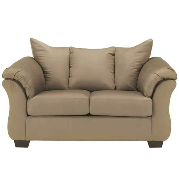 Flash Furniture FSD-1109LS-MOC-GG Darcy Loveseat